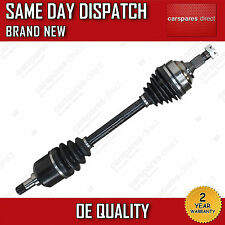PEUGEOT 307 CC 2.0 DRIVESHAFT CV JOINT LEFT/PASSENGER/SIDE 2003>on *NEW*