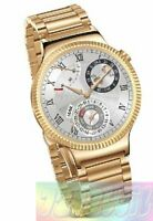 Huawei Watch W1 Stainless Steel Link Gold Plated