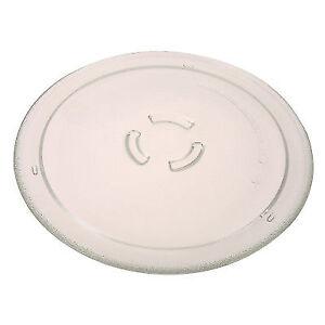 Original Turntable Glass Plate Microwave 25cm Bauknecht Whirlpool 481246678412