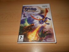 THE LEGEND OF SPYRO - DAWN OF THE DRAGON - NINTENDO WII  NEW SEALED  PAL