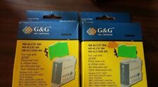 2 G&G Compatible with Brother dc130 Black Ink Cartridges and many more