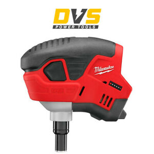 Milwaukee C12PN-0 12v Sub Compact Palm Nailer Body Only