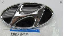 NEW GENUINE Front  Hyundai Emblem Logo OEM For 2007-2012 Veracruz 865193J010