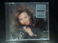 CD ALBUM - HEIDI BRUHL - WEIL'S AUS LIEBE WAR