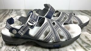 Footjoy Women's Specialty Cleated Golf Sandals 48445 Size 8 M Adjustable Strap