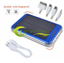 Waterproof Portable Dual USB Solar Power Bank Battery Charger F Phone 200000mah