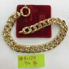 GoldNMore: 18K Gold Bracelet  9 inches