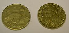 DDR Medaille - 1000 Jahre Klostermansfeld 1974