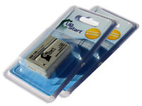 2x Battery for Canon SX50, G15, SX40 HS, CB 2LC