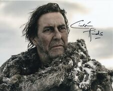 CIARAN HINDS Signed Autographed GAME OF THRONES MANCE RAYDER Photo