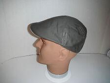 Stetson driving Cabbie Hat cotton kenosha olive Cap hat New MEDIUM