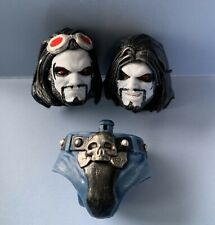 LOBO BAF 2 Heads & Lower Torso / Crotch from DC Multiverse Batman Beyond CNC C&C