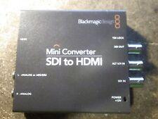 Blackmagic Design Mini Convertidor SDI a HDMI