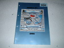 FORD SIERRA 1987- BODY & CRASH PARTS QUICK REFERENCE CATALOGUE.