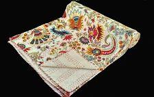 Bedspread Kantha Quilt Blanket Bedsheet Cotton Kantha Throw