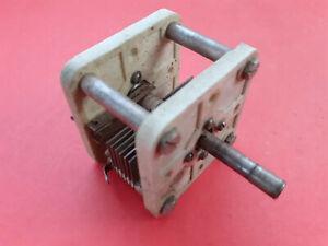 50pF High quality ~ Single gang air dielectric variable
