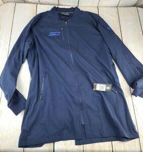 Under Armour Mens Jacket Coldgear SC Curry 1304468-410 MSRP $100 3X XXXL Navy