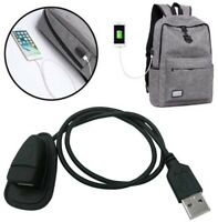 USB Plug Connection For Bag Backpack Charger Wearable Tech Phone Fabric Mount