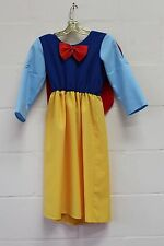 Girls Age 7 - 8 yrs Snow White Style Dress Ex hire Costume (21)