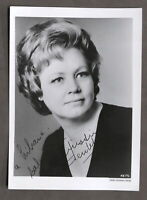 Musica lirica - Autografo del soprano Cristina Deutekom - 1970 ca.