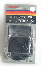 TELEPHOTO LENS FOR CANON SURE SHOT NEW IN BOX