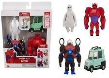 Big Hero 6 41285 Baymax and Car Toy