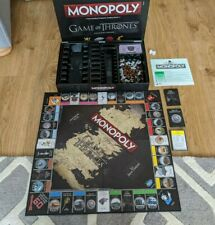 Game of Thrones Edition Monopoly Board Game - Complete - Free P&P