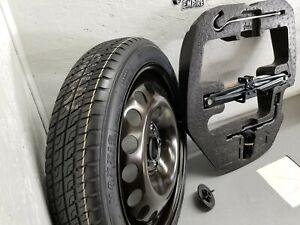 2012-2020 Chevrolet Sonic Spare Tire Kit w/ Jack & Tools OEM T115/70R16 #M805