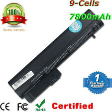 9 cell Battery for HP EliteBook 2530p 2540p 404887-641 412780-001 412789-001 UK