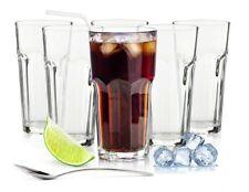 6 Longdrinkgläser 425ml Caipirinha Gläser Kaffeegläser Teeggläser Cocktailgläser