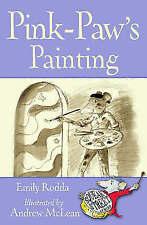 Squeak Street: Pink-Paw's Painting (Squeak Street Stories), New, Emily Rodda Boo