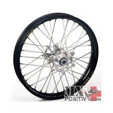 RUOTA COMPLETA KTM SX-F 350 2011-2013 HAAN WHEELS 1,60 - 21'' mozzo argento/cerc