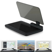 H6 Car Auto GPS HUD Head Up Display Smart Phone Mount Holder Stand Projec PQ
