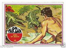 1966 Banner Productions TARZAN ( 40 ) Jaws Of Death