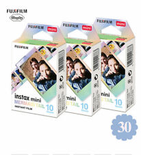 30X Instax Film Photo Paper Mermaid Tail Compatible With Fujifilm Mini 7/8/25/50