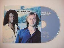 LES CHERCHE MIDI : LES LENDEMAINS ♦ CD SINGLE PORT GRATUIT ♦