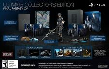 New Final Fantasy XV Ultimate Collectors Edition PS4 From Japan e-store Limited