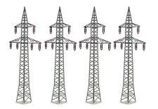 Kibri 38533 Deko-set Strommasten Bausatz H0