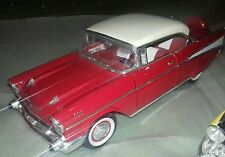 road signature legends chevrolet bel air maqueta coche 1:18 americano
