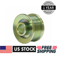 Denso GM Isuzu Toyota Nippondenso 4 Groove Overdrive Pulley Increase Amp At Idle