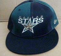 NHL DALLAS STARS Fitted Sports Hat/Cap - New Era Cap - Front & Back