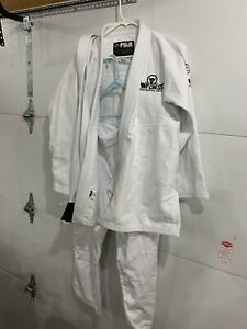 fuji kimono A3 Set ~ Gi , Pants & Belt - Mat Chess