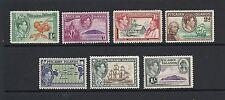 Mint Hinged Pitcairn Islander Stamps