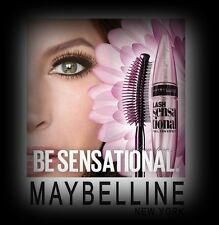Maybelline New York Lash SENSATIONAL Multiplying Mascara Full Fan Effect 9 ml ;)