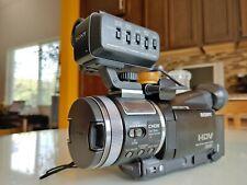 Sony Dvcam Hvr-A1U Hdv High Definition Camcorder