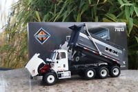 Diecast Masters DM71013 - International HX620 Dump truck White - Scale 1/50