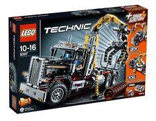 Lego Technic 9397 Camión Porta-troncos