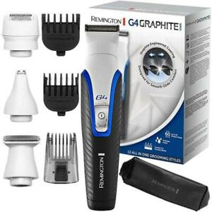 Remington G4 Graphite Nose Ear Eyebrow Beard Body & Hair Trimmer Grooming PG4000