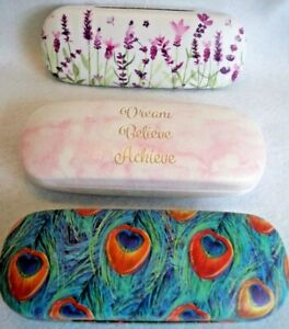 Hard Glasses/ Spectacle Case & Cleaning Cloth Sunglasses Storage Hard Case