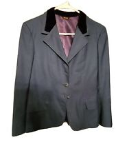 New listing Hunt seat coat, Brittany Riding Apparel, dark colored/green toned, Riding Jacket